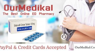 Malegra 100 mg rescues you in getting away erectile dysfunction