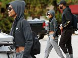 Gabrielle Union seen out in LA after America's Got Talent firing