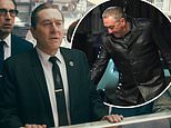 Scorsese's dream team of Hollywood wise guys are right on target: BRIAN VINER reviews The Irishman