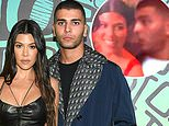 Kourtney Kardashian gets 'cozy' with ex Younes Bendjima at Miami club