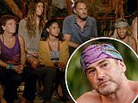 Survivor ejects contestant for FIRST TIME.. after contestant warned over 'inappropriate touching'