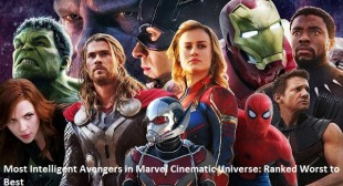 Most Intelligent Avengers in Marvel Cinematic Universe: Ranked Worst to Best
