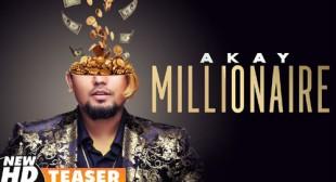 Millionaire Lyrics – A Kay