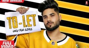 To Let Lyrics – Nobby Singh