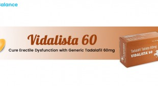 Vidalista 60 mg | Tadalafil Tablets 60mg reviews, dosage, side effects, price