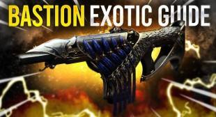 How to Start Bastion Exotic Fusion Rifle Quest in Destiny: 2