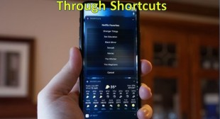 How to Create Media Launcher Through Shortcuts