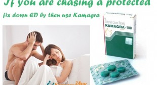 If you are chasing a protected fix down ED by then use Kamagra