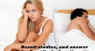 Result studies, and answer for erectile dysfunction
