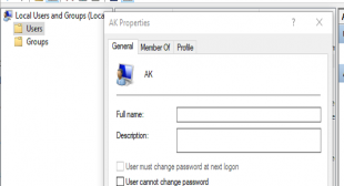How to Set Password Expiration Date for Local Microsoft Account