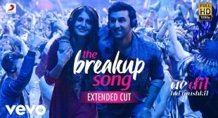 The Breakup Song lyrics – Ae Dil Hai Mushkil