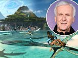 Avatar 2: James Cameron gives fans their first glimpse of the long-awaited sequel with concept art
