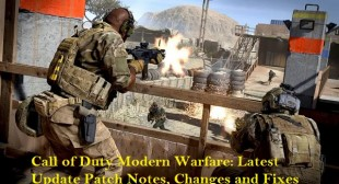 Call of Duty Modern Warfare: Latest Update Patch Notes, Changes and Fixes – mcafee.com/activate