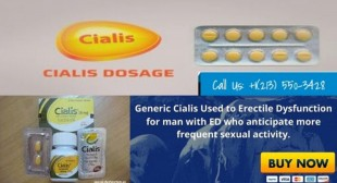 Is There any need to take Cialis? | Cilais 20mg