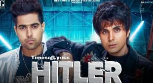Hitler – Hindi Lyrics