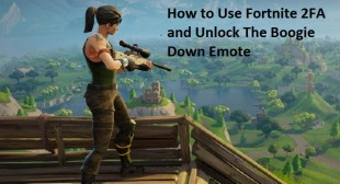 How to Use Fortnite 2FA and Unlock The Boogie Down Emote – office.com/setup