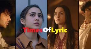 Mehrama Lyrics Darshan Raval