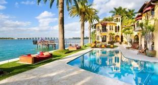 Luxury villa rentals miami beach