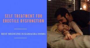 Erectile Dysfunction- Best medicine is Kamagra 100mg