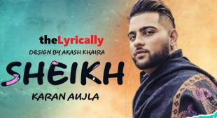 Sheikh Karan Aujla Lyrics