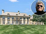 Jon Bon Jovi's New Jersey mansion sits on the market for $20M three years after he listed the home