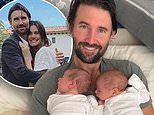 Brandon Jenner's mother Linda Thomson shares first look and name reveal of newborn twin boys