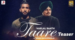 Taare Lyrics – Sidhu Moose Wala