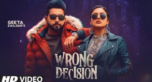 Wrong Decision Lyrics by Geeta Zaildar | eLyricsStore
