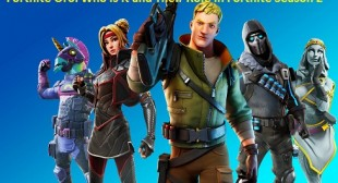 Fortnite Oro: Who is it and Their Role in Fortnite Season 2