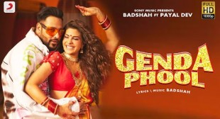Genda Phool Lyrics – Badshah & Payal Dev