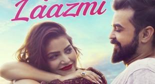 Shahid Mallya's 'Tu Laazmi' Lyrics