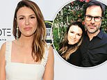 Elizabeth Hendrickson of The Young And The Restless and husband Rob Mederwelcome daughter Josephine