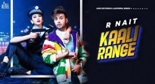 Kaali Range Lyrics – R Nait
