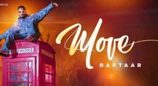 Move Lyrics – Raftaar