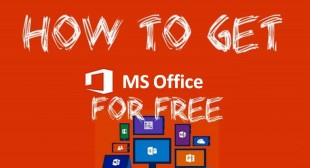 How to Get MS Office for Free