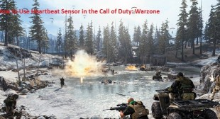 How to Use Heartbeat Sensor in the Call of Duty: Warzone – McAfee Activate
