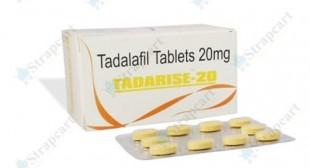 Tadarise : Reviews, Side effects, Price   Strapcart