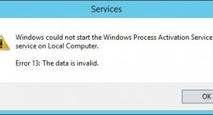 """How to Fix """"The Data Is Invalid"""" Error"""