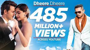 Dheere Dheere se Meri Zindagi Mein Aana lyrics – Yo Yo Honey Singh