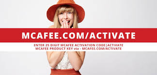 Mcafee.com/activate – Enter Key code – Activate McAfee Product key
