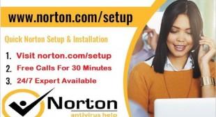 Norton.com/setup – Enter Key – Download & Install Norton Setup