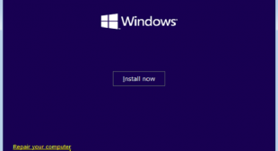 How to Fix Automatic Repair Cannot Repair Windows 10 Computer