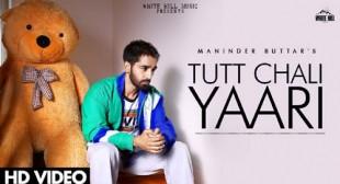 Tut Chali Yaari Lyrics