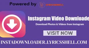 Insta Downloader By LyricsShell