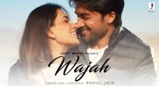 Rahul Jain – Wajah Lyrics