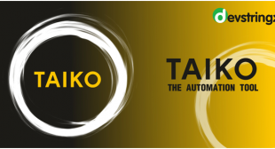 Taiko – A Free and Open Source Browser Automation Tool