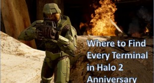 Where to Find Every Terminal in Halo 2 Anniversary