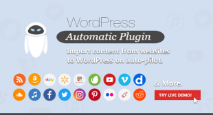 Free Download WordPress Automatic Plugin (Nulled) – Content Scraping Plugin For WordPress – FreeWpHub