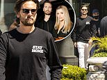 Scott Disick steps out for the first time after split with girlfriend Sofia Richie