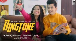 Ringtone lyrics-Preetinder   Jannat Zubair